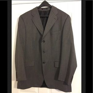 Ralph Lauren Polo Blazer 100% Wool 44T Big & Tall
